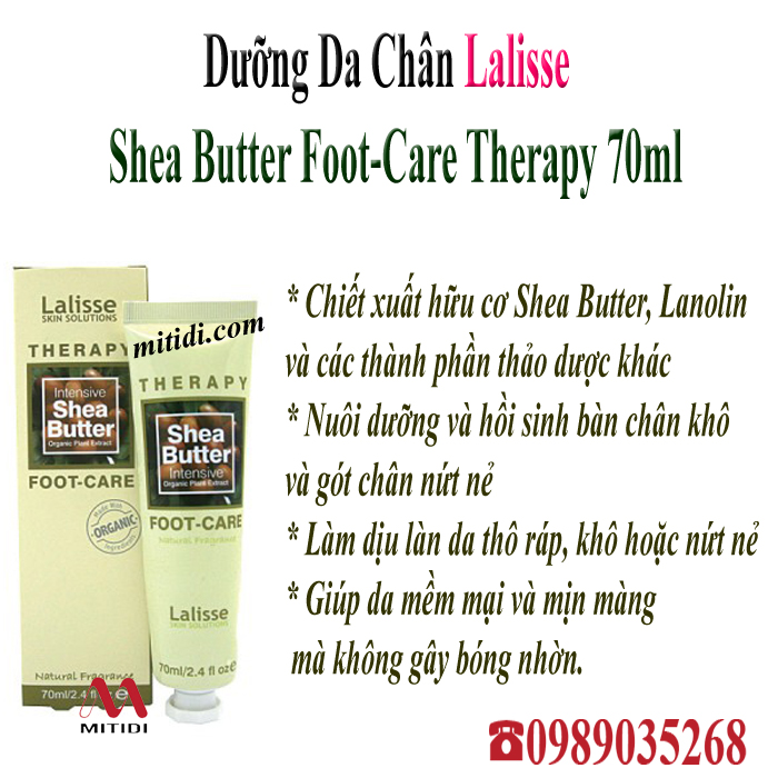 Dưỡng da chân Lalisse Shea Butter Foot Care Therapy 70ml 04.jpg (318 KB)