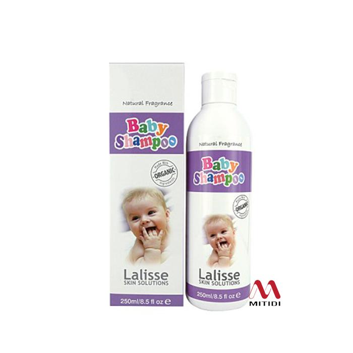 Dầu gội em bé Lalisse Gentle-Care Baby Shampoo