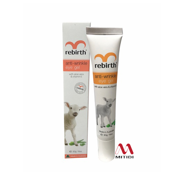 Gel dưỡng mắt Rebirth Anti Wrinkle Eye Gel