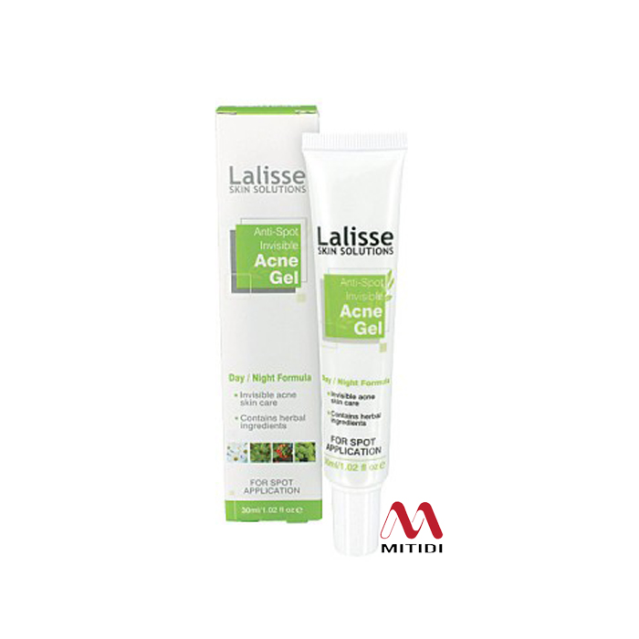 Gel trị mụn Lalisse Anti Spot Invisible Acne Gel