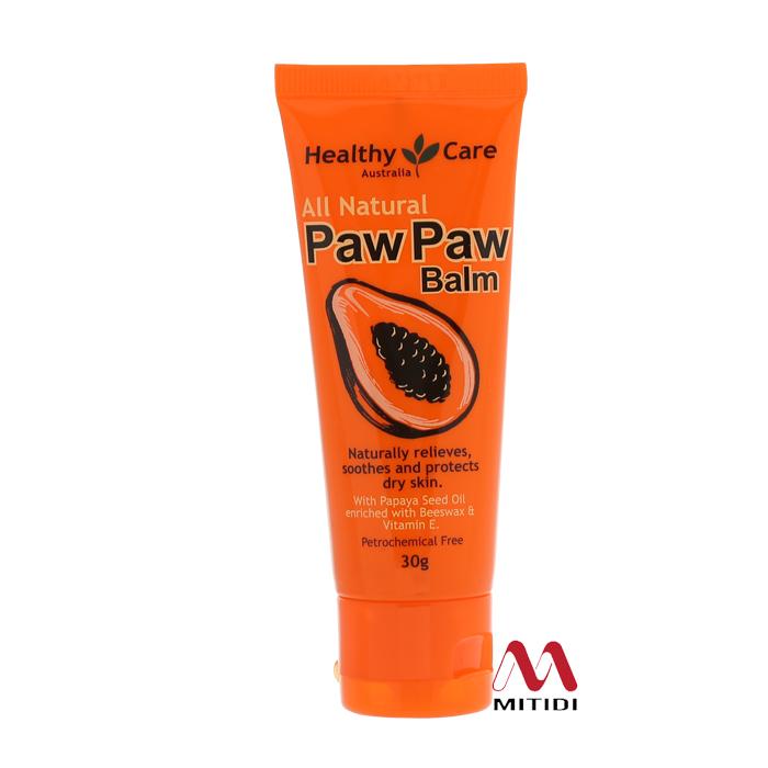 Kem đủ đủ Healthy Care PawPaw Balm 30g
