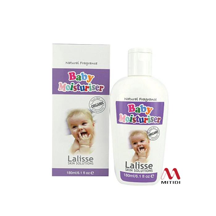 Kem dưỡng ẩm cho bé Lalisse Gentle-Care Baby Moisturiser