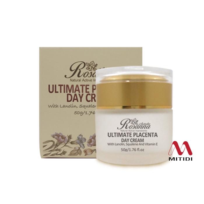 Kem dưỡng da ban ngày Rosanna Ultimate Placenta Day Cream của Úc