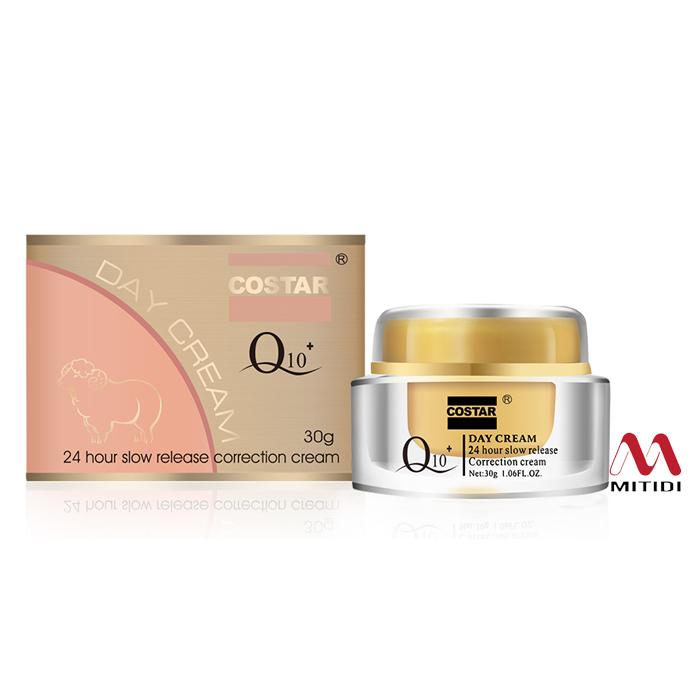 Kem dưỡng da Costar Q10 Day Cream 24 hour slow release correction cream