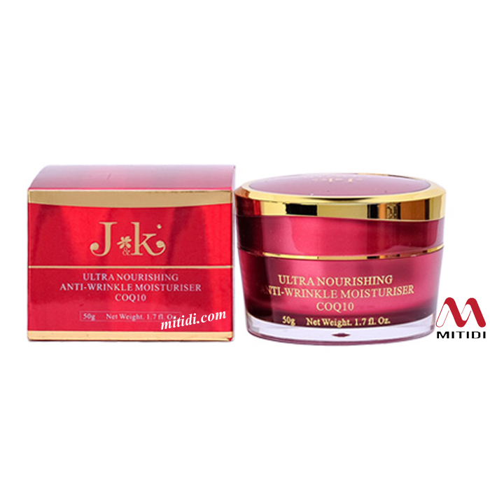 Kem dưỡng da J&K Ultra Nourishing Anti Wrinkle Moisturiser CoQ10