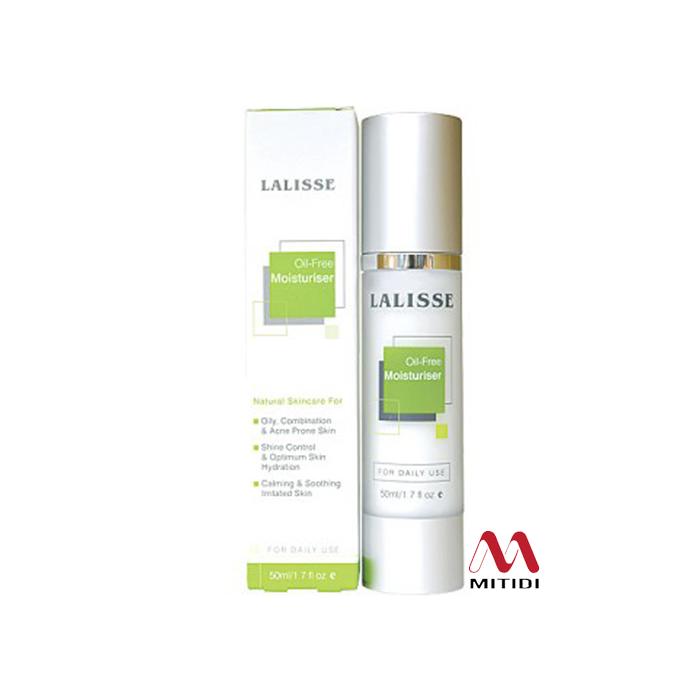 Kem dưỡng da Lalisse Oil-Free Moisturiser cho da dầu và mụn trứng cá