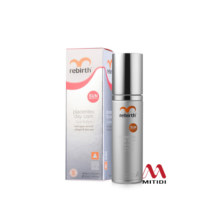 Kem dưỡng da Rebirth Placentex Day Care Face Lotion