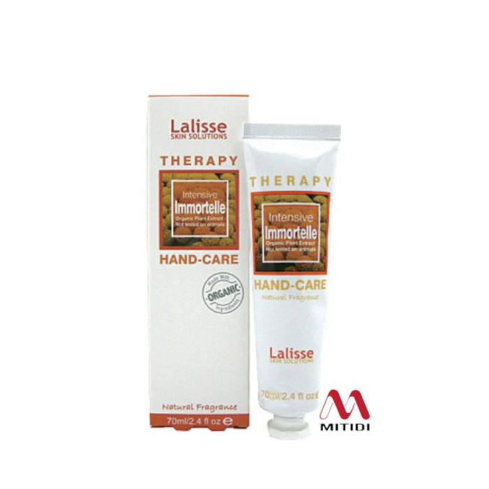 Kem dưỡng da tay Lalisse Intensive Immortelle Hand-Care Therapy
