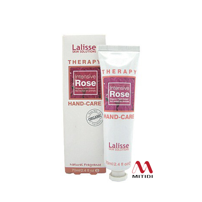 Kem dưỡng da tay Lalisse Intensive Rose Hand-Care Therapy