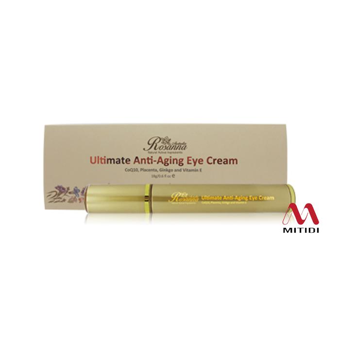 Kem dưỡng mắt Rosanna Ultimate Anti Aging Eye Cream