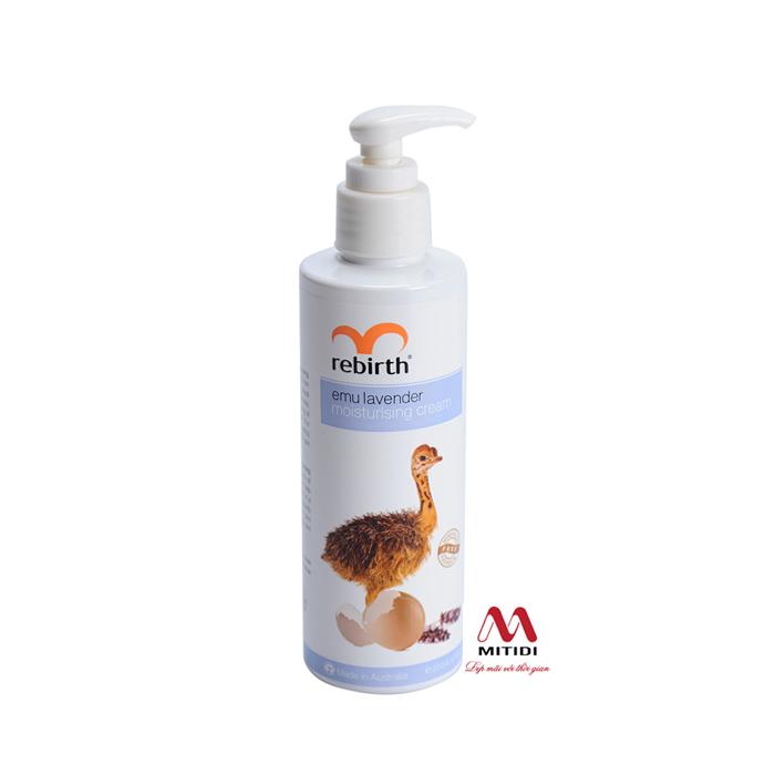 Sữa dưỡng thể Rebirth Emu Lavendar