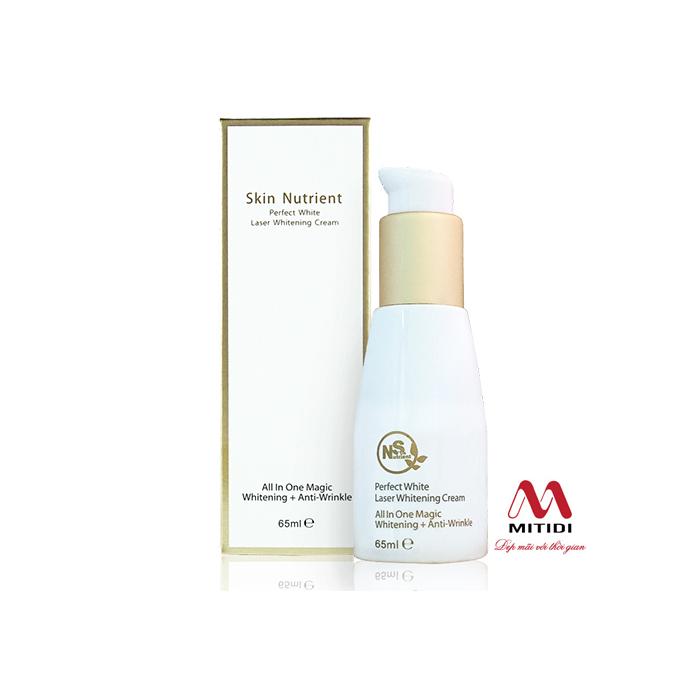Kem Dưỡng Trắng Da Skin Nutrient Whitening Cream của Úc