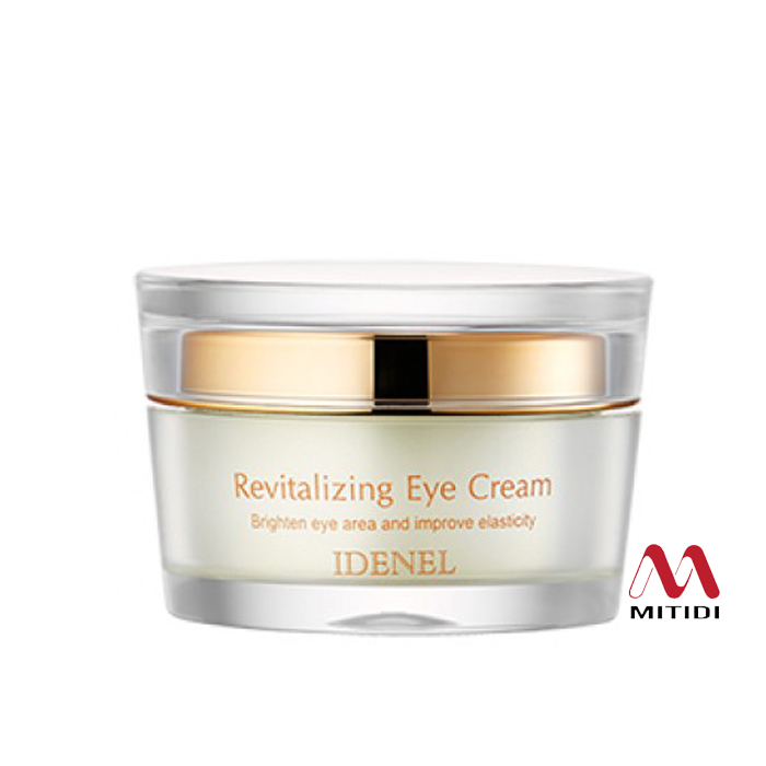 Kem mắt vi kim Revitalizing Eye Cream Idenel