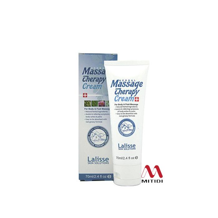 Kem Mát Xa Lalisse Massage Therapy Cream 70ml