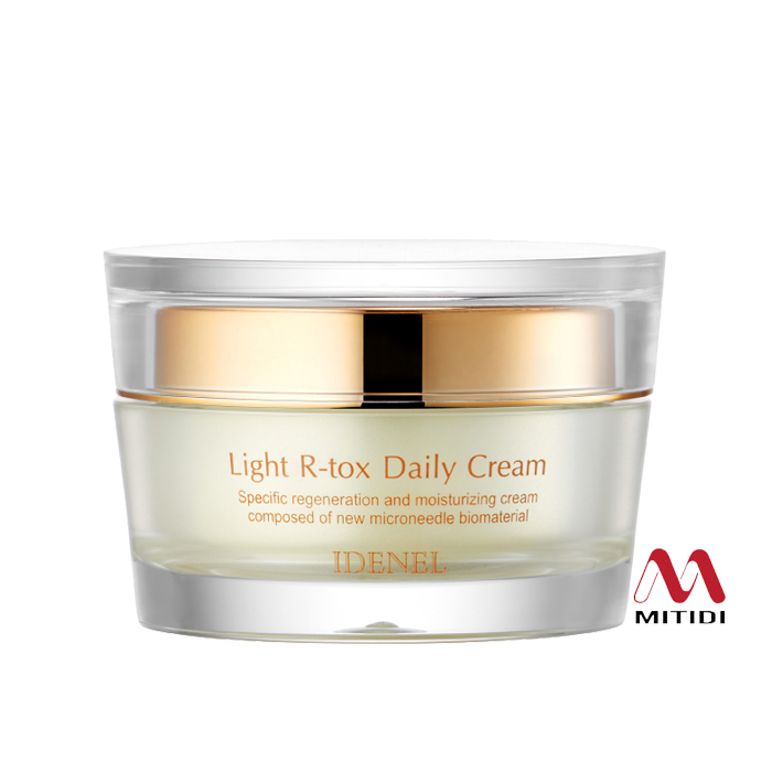 Kem ngày Light R tox Daily Cream Idenel