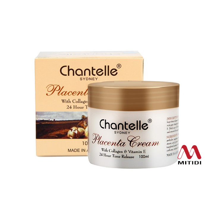 Kem nhau thai cừu Chantelle Placenta Cream