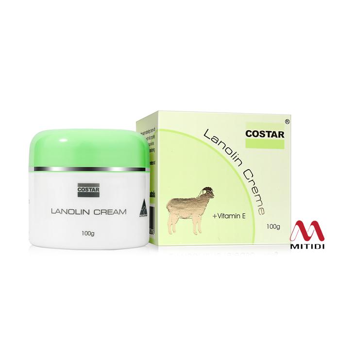 Kem cừu Costar Lanolin Cream
