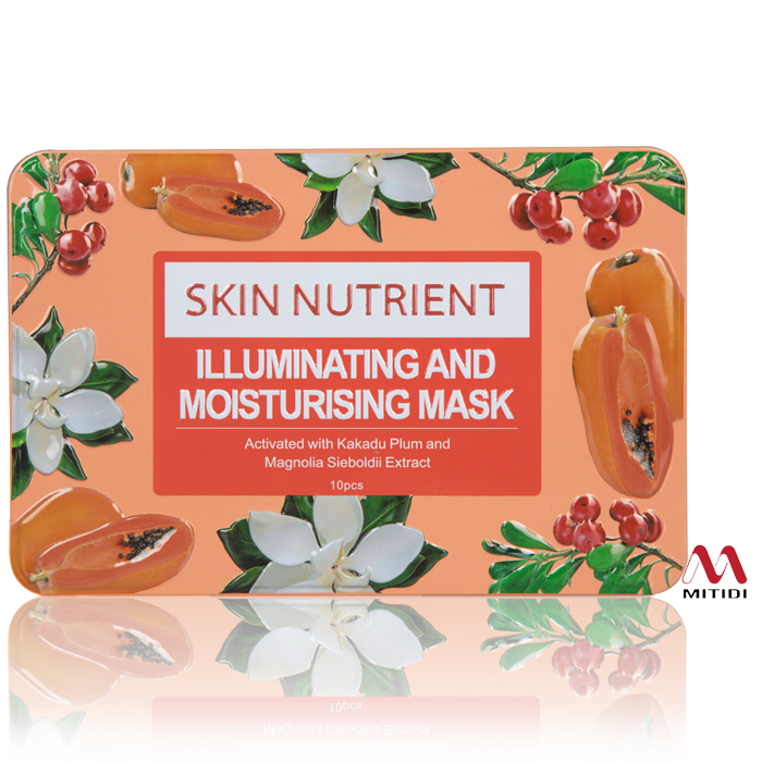 Mặt nạ Skin Nutrient Illuminating and Moisturising Face Mask