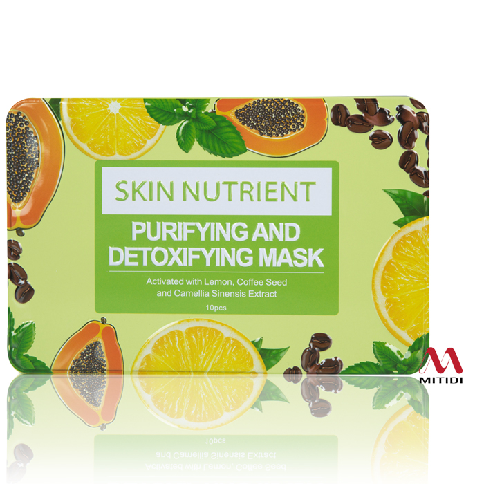 Mặt nạ Skin Nutrient Purifying and Detoxifying Face Mask