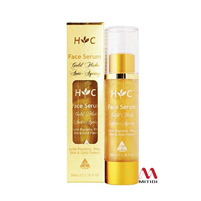 Serum dưỡng da Healthy Care Gold Flake Anti Ageing Face Serum