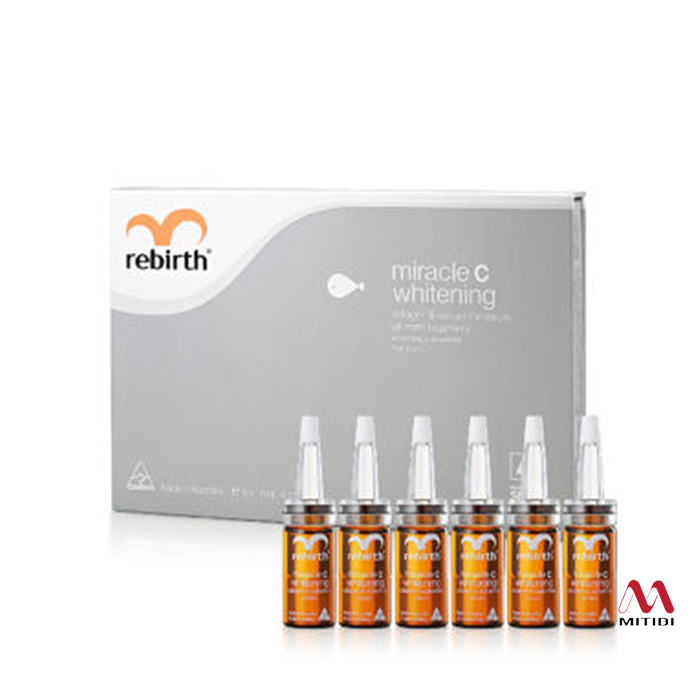 Serum trắng da Rebirth Miracle C Whitening Maximum Gift Set