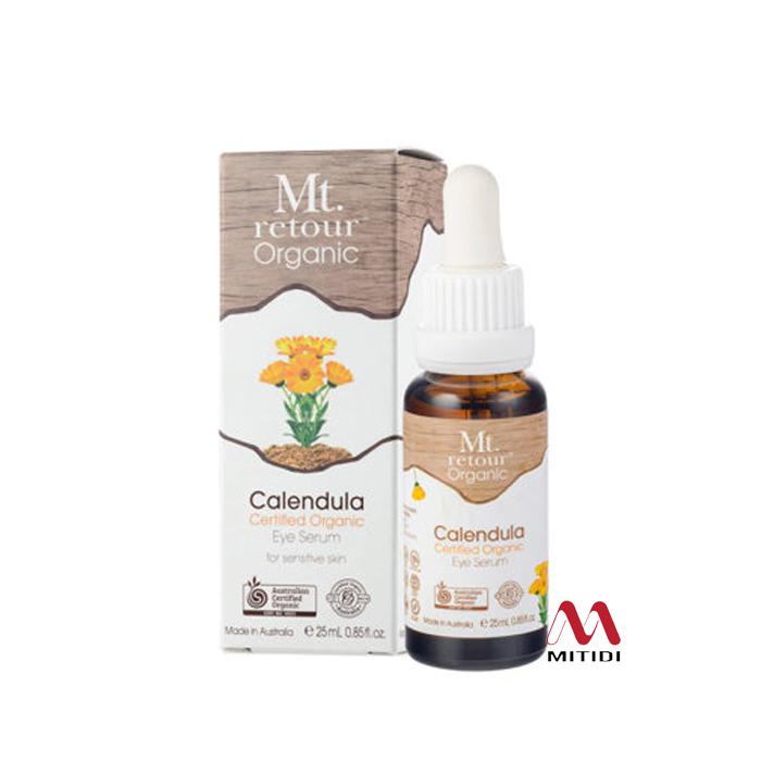 Serum mắt tinh dầu hoa cúc Calendula Certified Organic Calendula Eye Mtretour