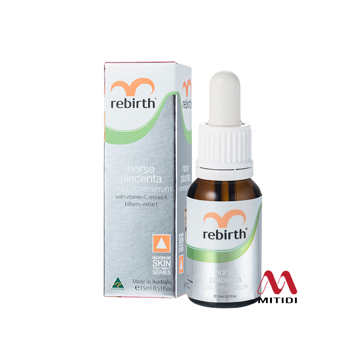 Serum nhau thai ngựa Rebirth Horse Placenta Concentrate Skin
