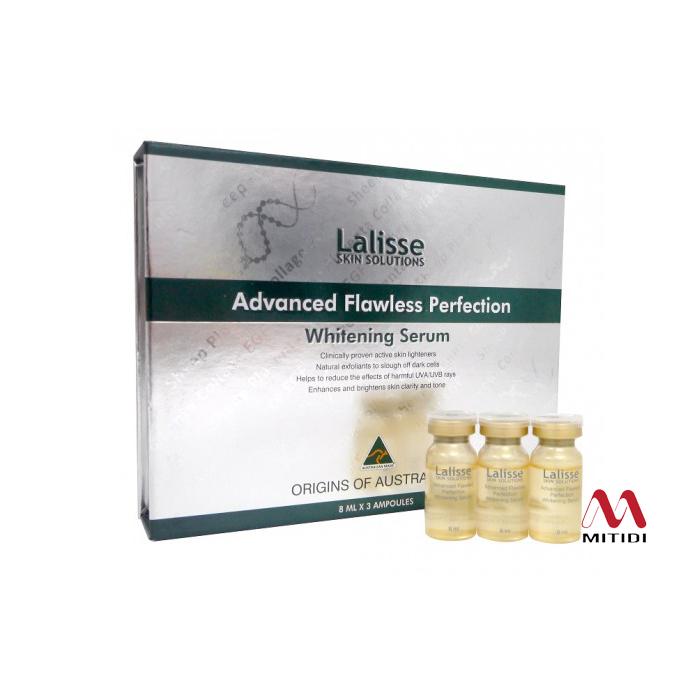 Serum tế bào gốc Lalisse Advanced Flawless Perfection Whitening
