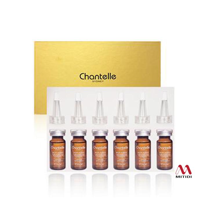 Serum tinh chất nhau thai cừu Chantelle GOLD Bio Placenta 6 ống