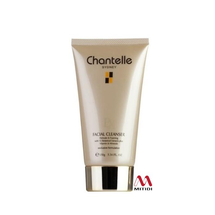 Sữa rửa mặt Chantelle Facial Cleanser 150gr