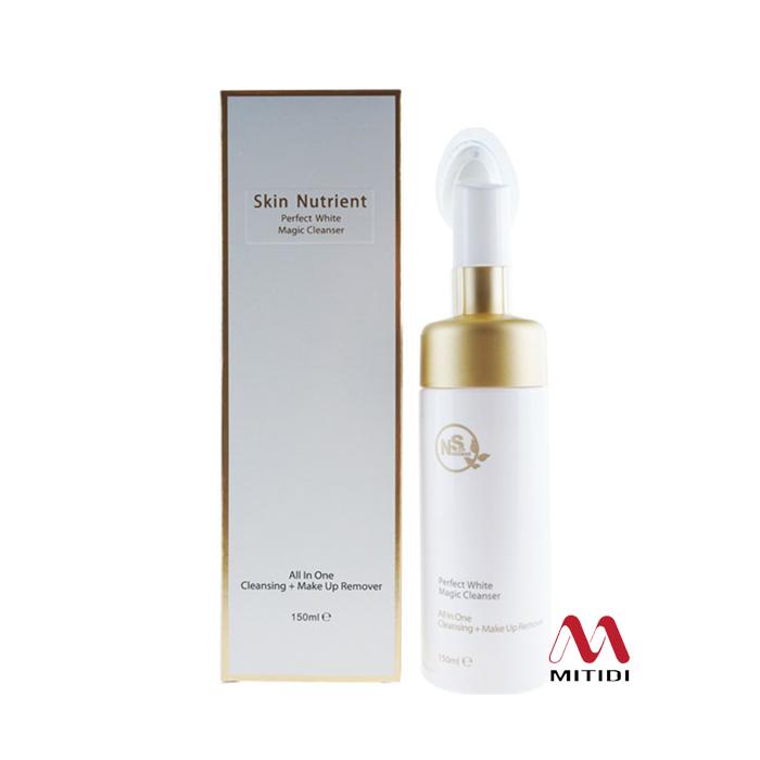 Sữa rửa mặt trắng da Skin Nutrient Perfect White Magic Cleanser