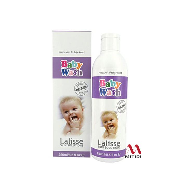 Sữa tắm em bé Lalisse Gentle-Care Baby Wash