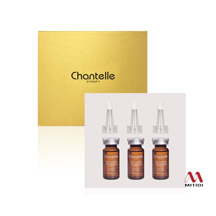 Tế bào gốc nhau thai cừu Chantelle GOLD Bio Placenta 3 ống
