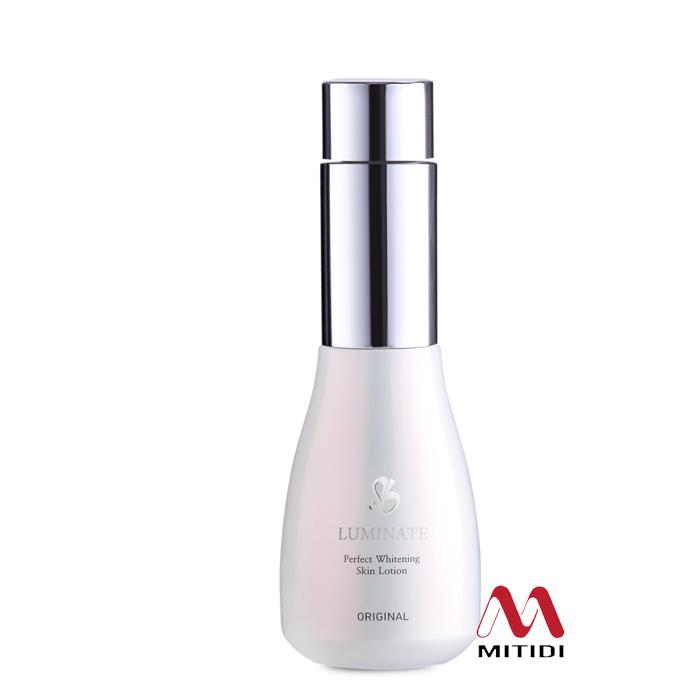 Tinh chất nước cân bằng trắng da Luminate Perfect Whitening Skin Lotion