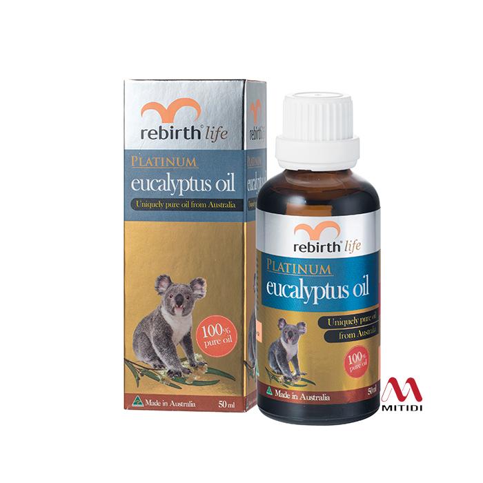 Tinh dầu khuynh diệp Rebirth Platinum Eucalyptus Oil