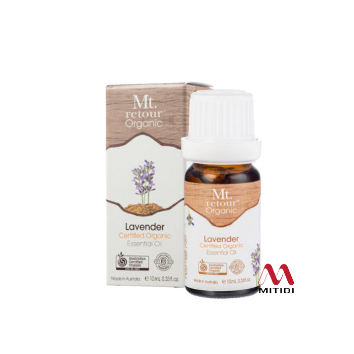 Tinh dầu oải hương Lavender Certified Organic Essential Oil Mt retour