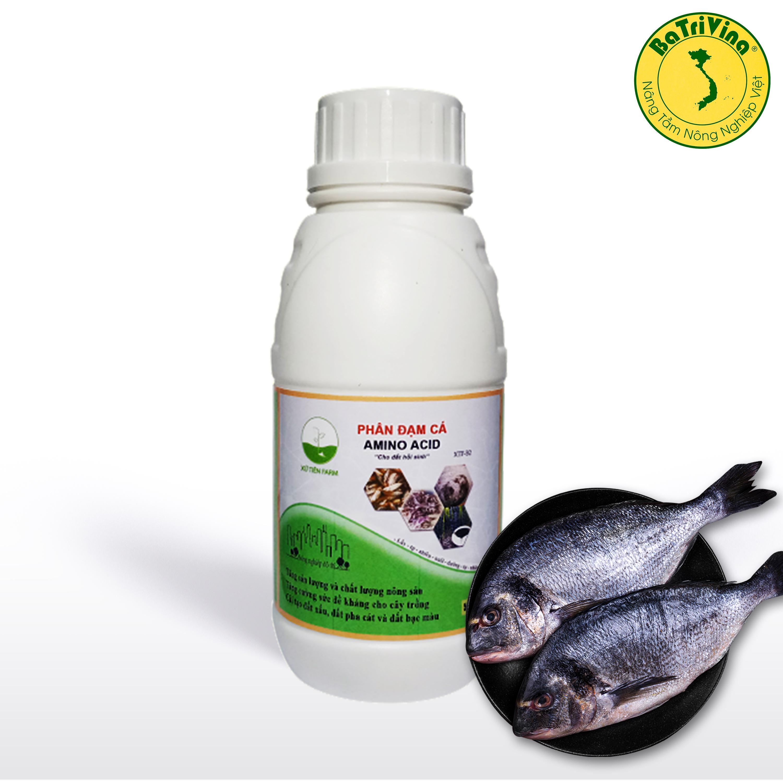 Phân đạm cá - Chai 0.5 Lít Amino acid XTF-B2