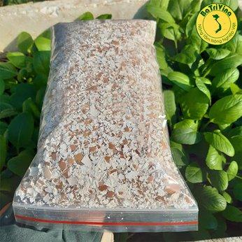 Túi 1kg Phân Vỏ Trứng Gà - Bổ Sung Canxi Cho Cây