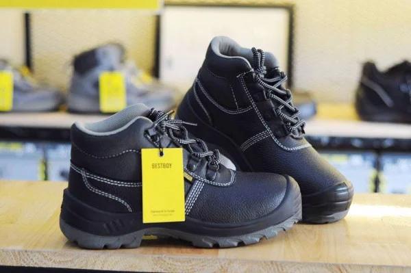 #1 Giày bảo hộ cao cổ Safety Jogger BESTBOY S3 chính hãng