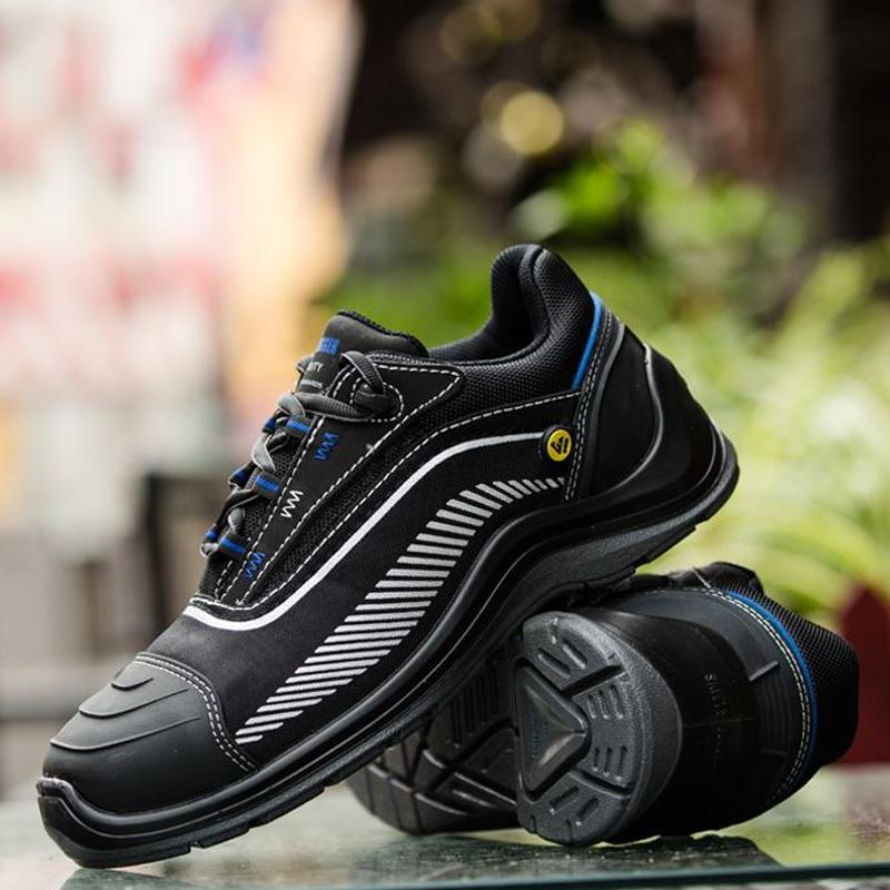 Giày Bảo Hộ Nam Jogger Dynamica S3 ESD Đi Công Trình