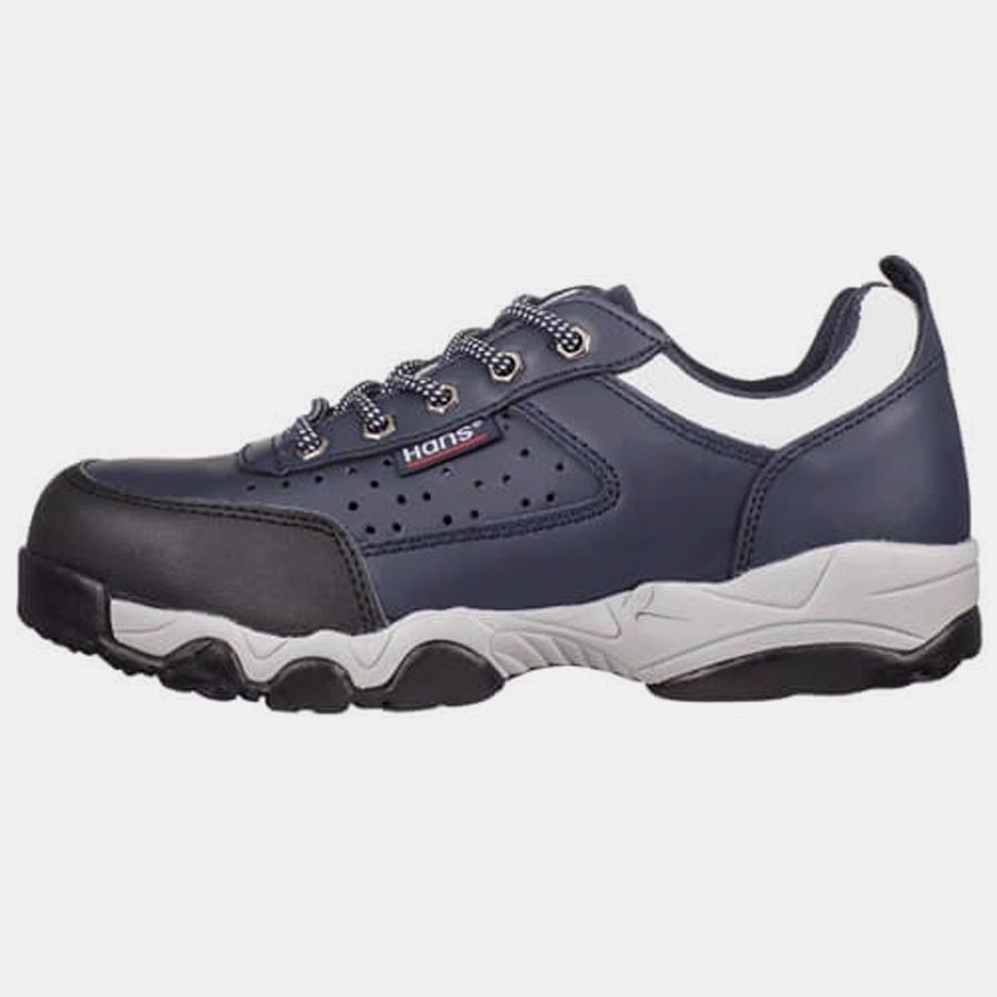 Giày Bảo Hộ Hàn Quốc HS-207HCực Nhẹ, Mang Cực Êm