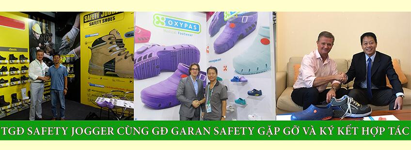 GARAN hiện là đối tác lớn và là đại lý cấp I duy nhất của Safety Jogger tại Việt Nam