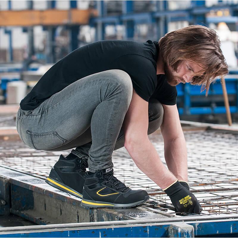 Giày Bảo Hộ Lao Động Chịu Nhiệt Jogger Turbo S3 300°C