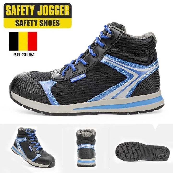 Giày Bảo Hộ Thể Thao Jogger Toprunner S1P HRO SRC