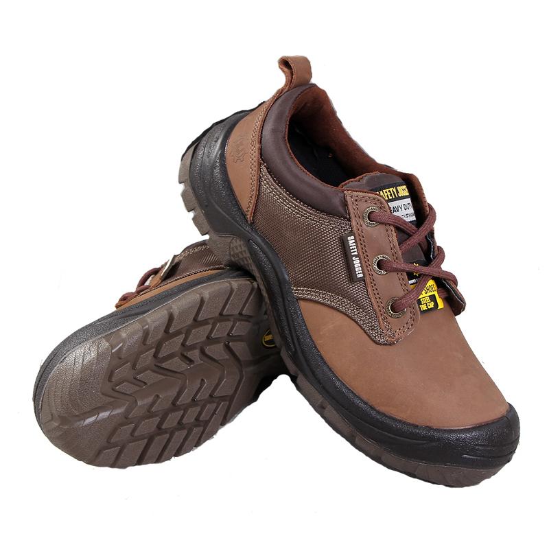 #1 Giày bảo hộ đi công trình Safety Jogger Sahara