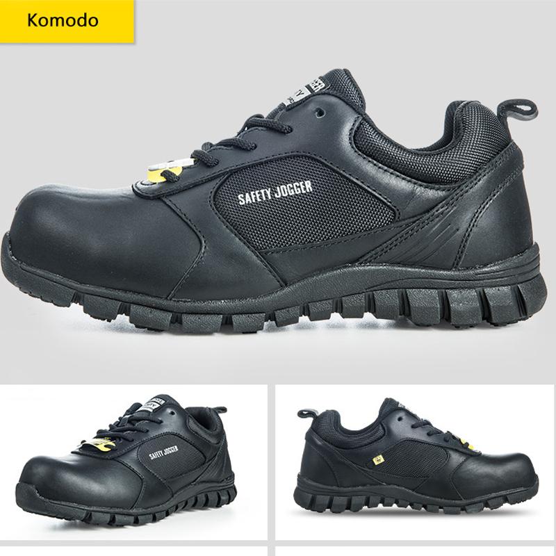 Giày Bảo Hộ Thể Thao Siêu Nhẹ Jogger Komodo S3 SRC
