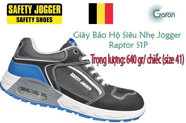 Giày bảo hộ siêu nhẹ Jogger Raptor