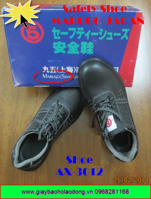 Giầy bảo hộ Marugo Nhật Bản AX3012