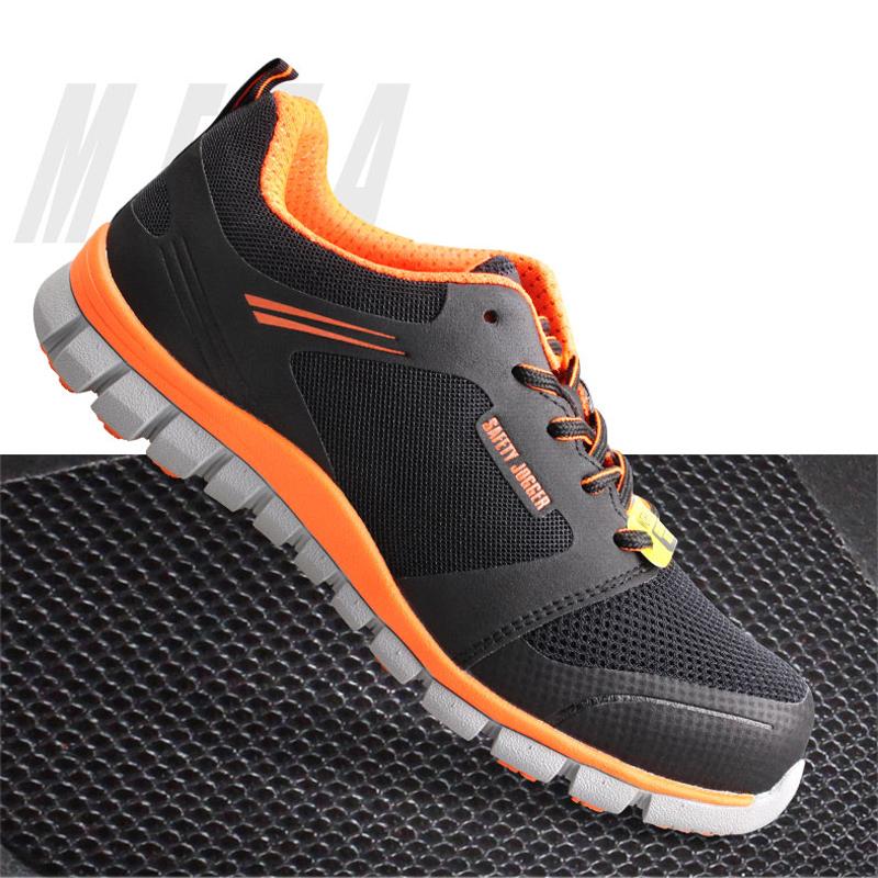 Giày Bảo Hộ Siêu Nhẹ Jogger Ligero S1P Chỉ 415Gram/ Chiếc
