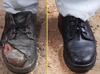 Cách phân biệt giày bảo hộ jogger nhái và giày jogger chất lượng